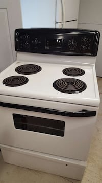Electric stove 100.00. Call  [PHONE NUMBER HIDDEN]  London, N6J 1W6