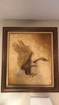 Eagle painting Gainesville, 32608