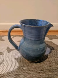 Custom painted water pitcher Lutherville-Timonium, 21093
