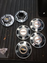 73-87 Chevy gmc hubcaps Frederick, 21703