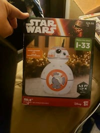 Star Wars BB8 Inflatable