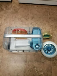Hamster Cage And Accessories  Toronto, M9N 2A7