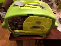 Green and yellow tmnt toy oven never used Athens, 30607