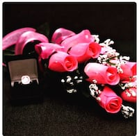 Wax Roses with Surprise piece of Jewelry  Winder, 30680