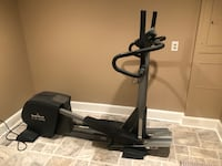 black and gray elliptical trainer Chevy Chase, 20815