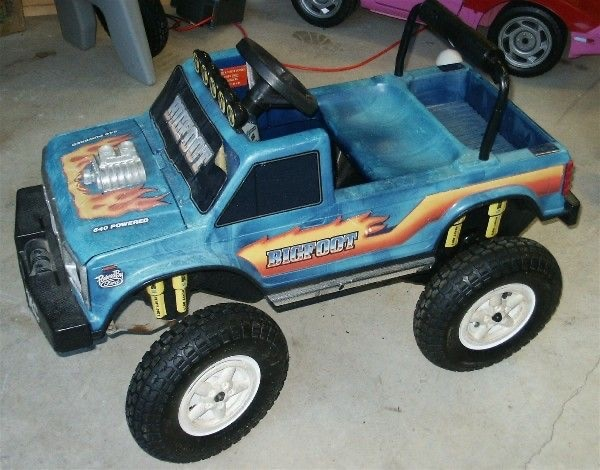 Photo Looking for power wheels