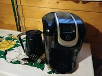 black and gray Keurig coffeemaker Nobleford, T0L 1S0