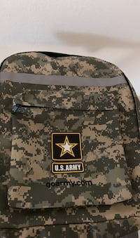 Backpack (army)