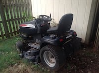 Riding mower Sterling, 20164