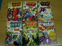 four assorted Marvel comic books Brooklyn, 11214