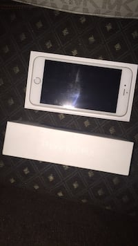 silver iPhone 6 with box Hesperia, 92345