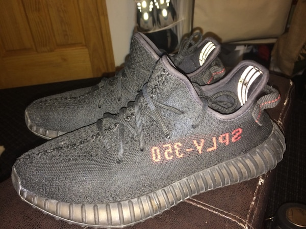 4823e9041 Used Yeezy breds Size US 9.5 for sale in New York - letgo