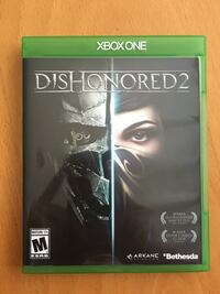 Dishonored 2 Xbox One Chino, 91710