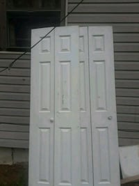 white wooden doors Trinity, 35673