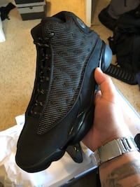 DS RETRO 13 BLACKCAT size 9.5 Windsor, 95492