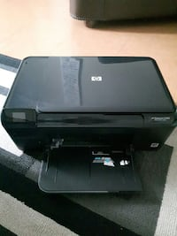 black hp printer Ontario, K8V 2N5