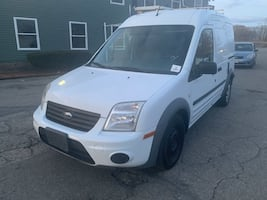 2013 Ford Transit Connect Cargo Van XL - Side/Rear Door Glass