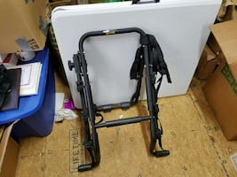Three Bicycle Carrier. Used once.