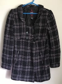 black and pink plaid were winter coat Bettendorf, 52722