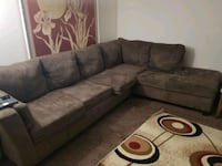 Brown Sectional/Sillon Seccional Cafe Hyattsville, 20782