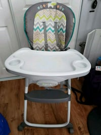 baby's high chair, three uses Pinellas Park, 33782