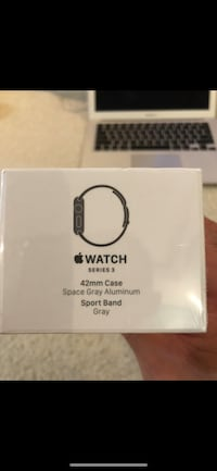 Apple watch series 3 sealed Gaithersburg, 20877