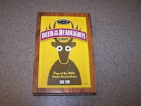 Deer In The Headlights Game Front Porch Classics Card Dice Game Vaughan