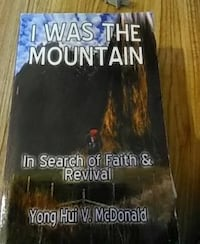 I was the Mountain book Snellville, 30039