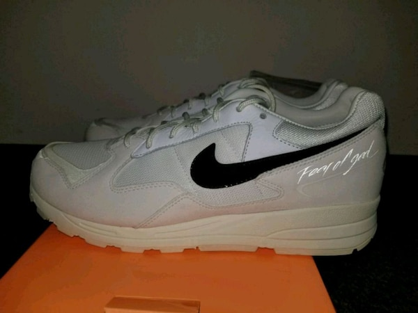 74d42e8294a0 Used Nike Air Skylon 2 Fear Of God Size 9.5 for sale in San Jose - letgo