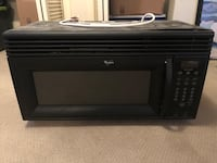 Whirlpool microwave Knoxville, 37923