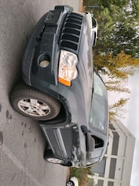 2005 Jeep Grand Cherokee Washington