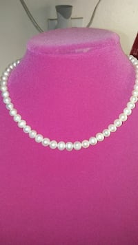 White Strand of Pearls