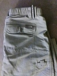 Tan pants.size small/medium bouta 31 waist 67 km