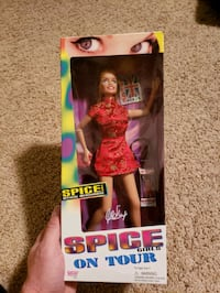 New Spice Girls Collectible Doll .