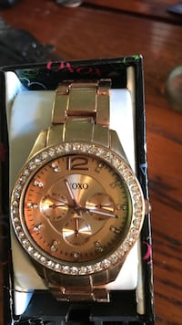 Xo xo watch new. Now ! Only 20$copper color Louisville, 40208