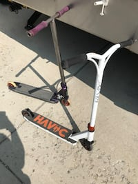 Havoc and district scooter *pair* Lake Country, V4V 2N7