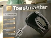 ToastMaster 5 SpeedMixer Charleston, 25314