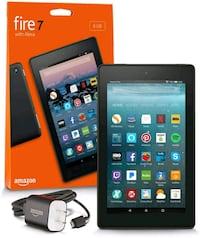 Amazon Fire 7 Tablet - New! Richmond Hill, L4E 4E8