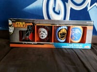 BRAND NEW NEVER OPENED COLLECTABLE STAR WARS 4 GLA Montreal, H9H 1E3