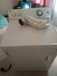 white front-load clothes washer Tulsa, 74107