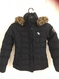 Abercrombie girls down jacket Small size Fairfax, 22033