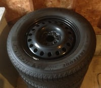 MICHELIN LATITUDE X-ICE XI2 RADIAL 225/65 R17 BOLT PATTERN 5 X 114.3 WINTER TIRES SET FOR SALE! Mississauga