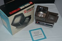 Vintage PanaVue Automatic Lighted 2x2 Slide Viewer Frederick