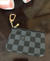 Black LV Monogram Coin Pouch Chevy Chase, 20815