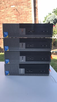 black and gray computer tower Maywood, 07607