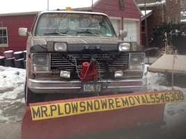 Mr. Plow Commercial & Residential Snow Plowing Blowing Des Moines Metro