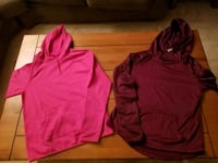 Hoodies never worn XS Nike and S Athletico Marengo, 60152