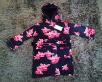 Ted baker dressing gown nwt