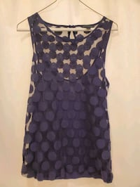 Banana Republic navy tank Brentwood, 37027