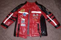 Warm jacket  size 3 yrs old  Lightening McQueen Laval